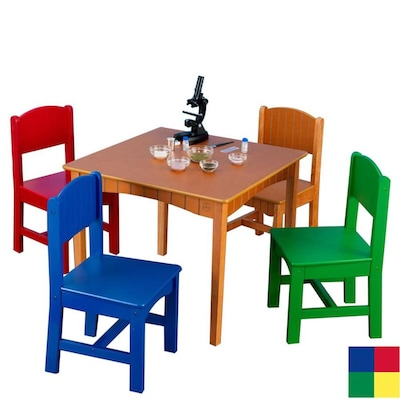 Nantucket Primary Square Kid S Play Table