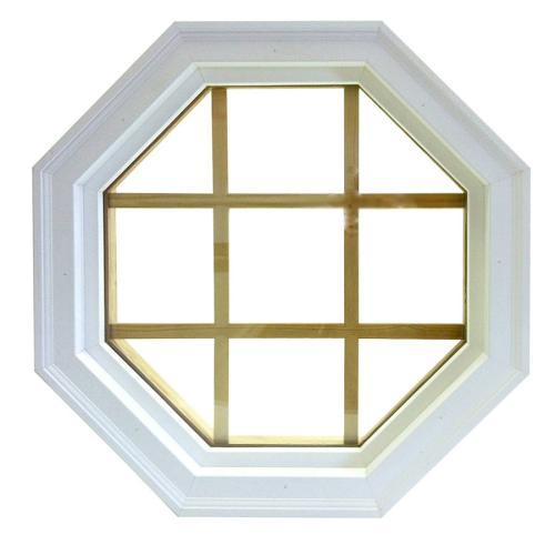 Paint Grade Vinyl Window