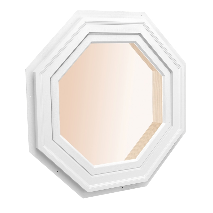 AWSCO Octagon Replacement Window (Rough Opening: 34-in x 34-in; Actual: 36-in x 36-in)