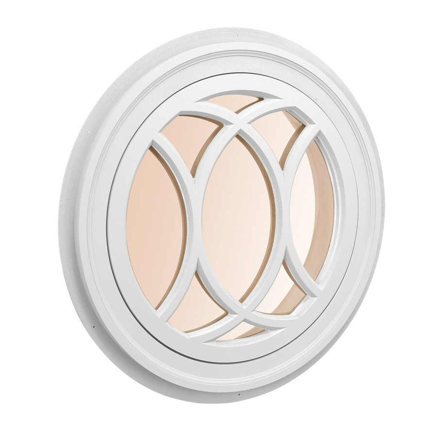 AWSCO Round Replacement Window (Rough Opening: 29.5-in x 29.5-in; Actual: 31.5-in x 31.5-in)