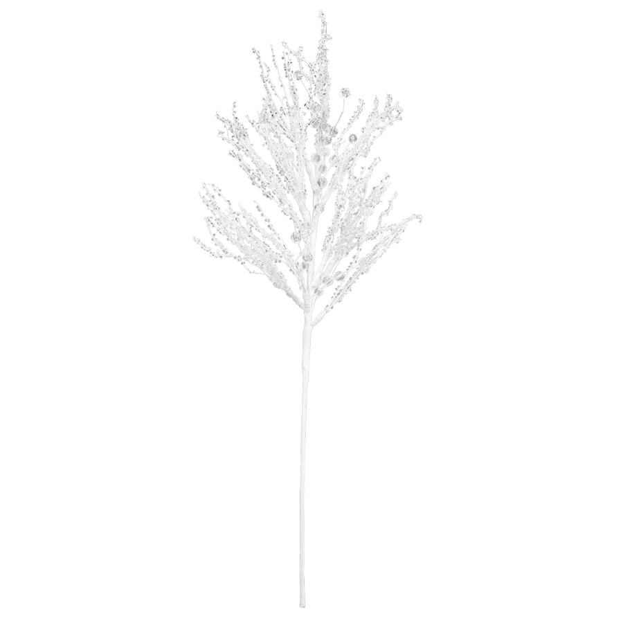 Holiday Living Iced Twig Branch Christmas Pick