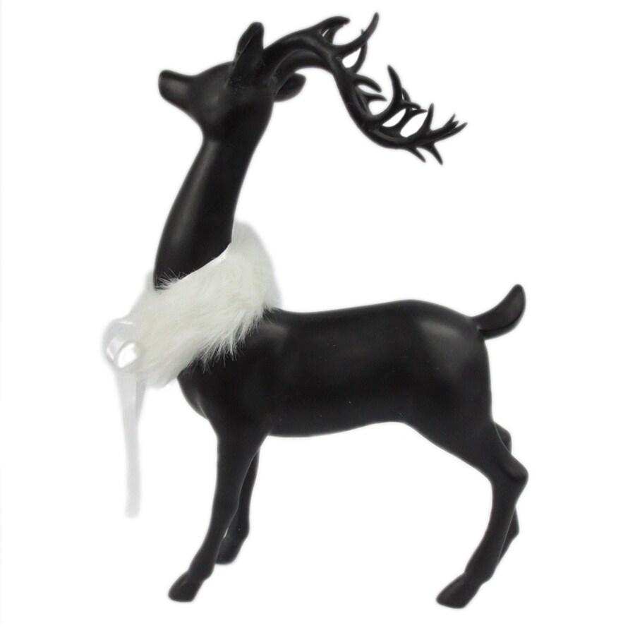 allen roth reindeer tabletop - Lowes Christmas Decorations Deer