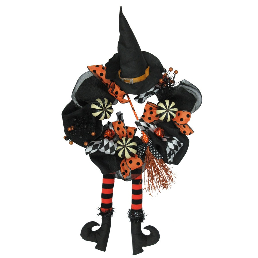 Shop Holiday Living 24 In Indoor Outdoor Witch Legs