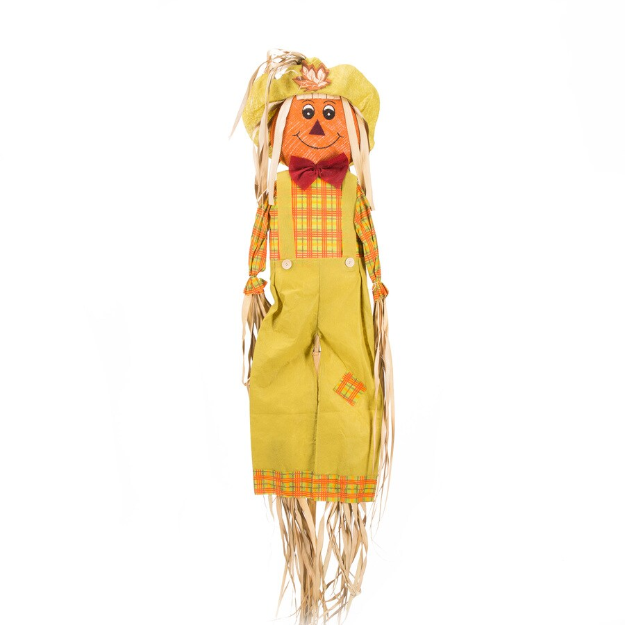 Holiday Living Boy Scarecrow