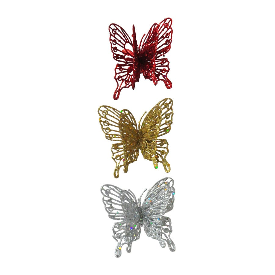 Holiday Living Multiple Butterfly Clip