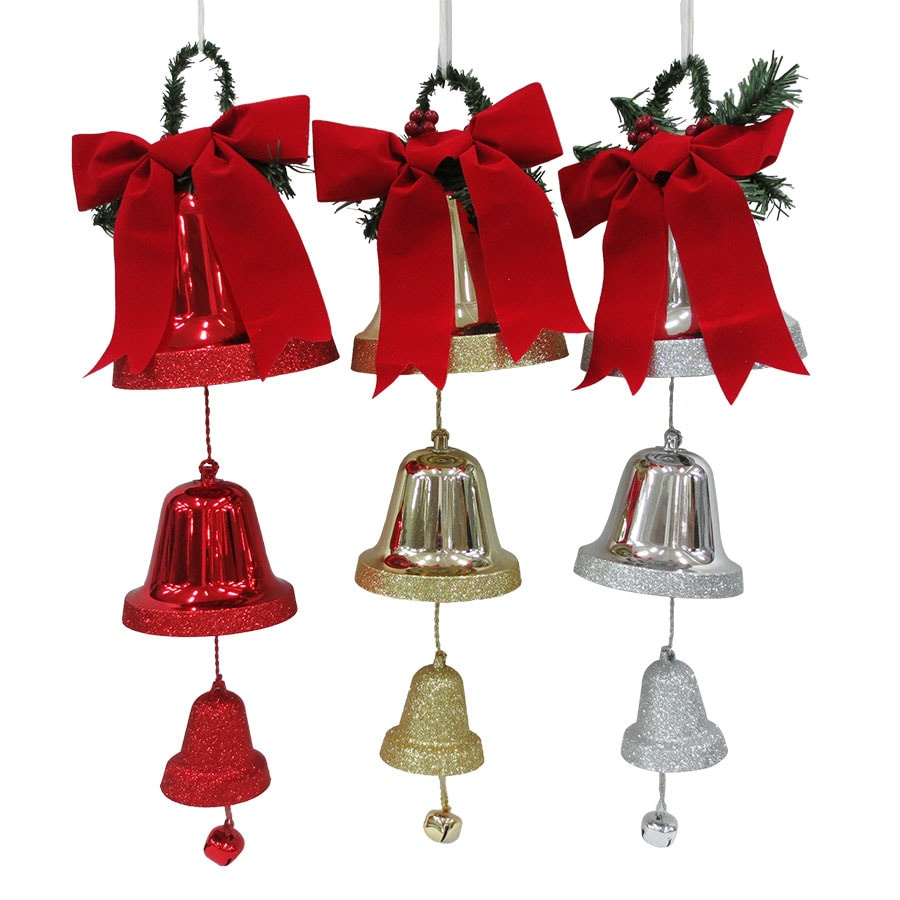 Holiday Living Bell Front Door Decoration Kit