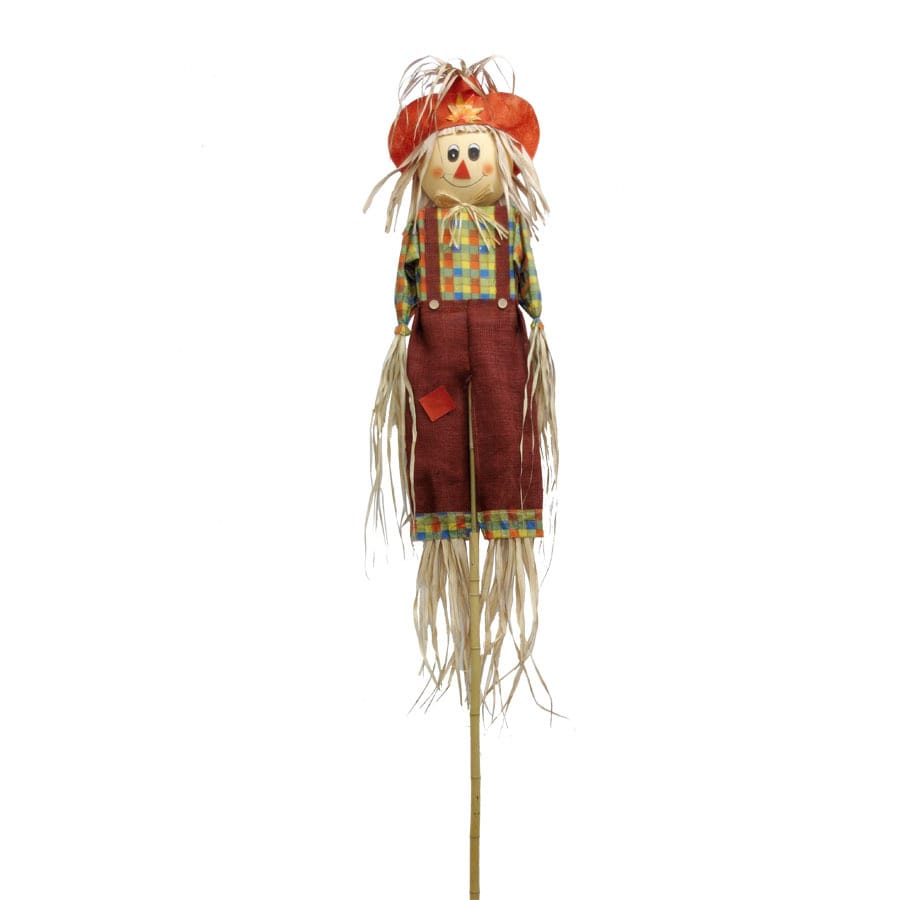 Holiday Living 9-ft Boy Scarecrow