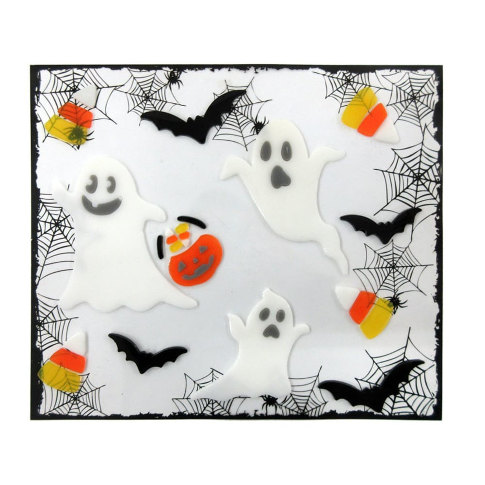 Holiday Living Ghost Window Cling