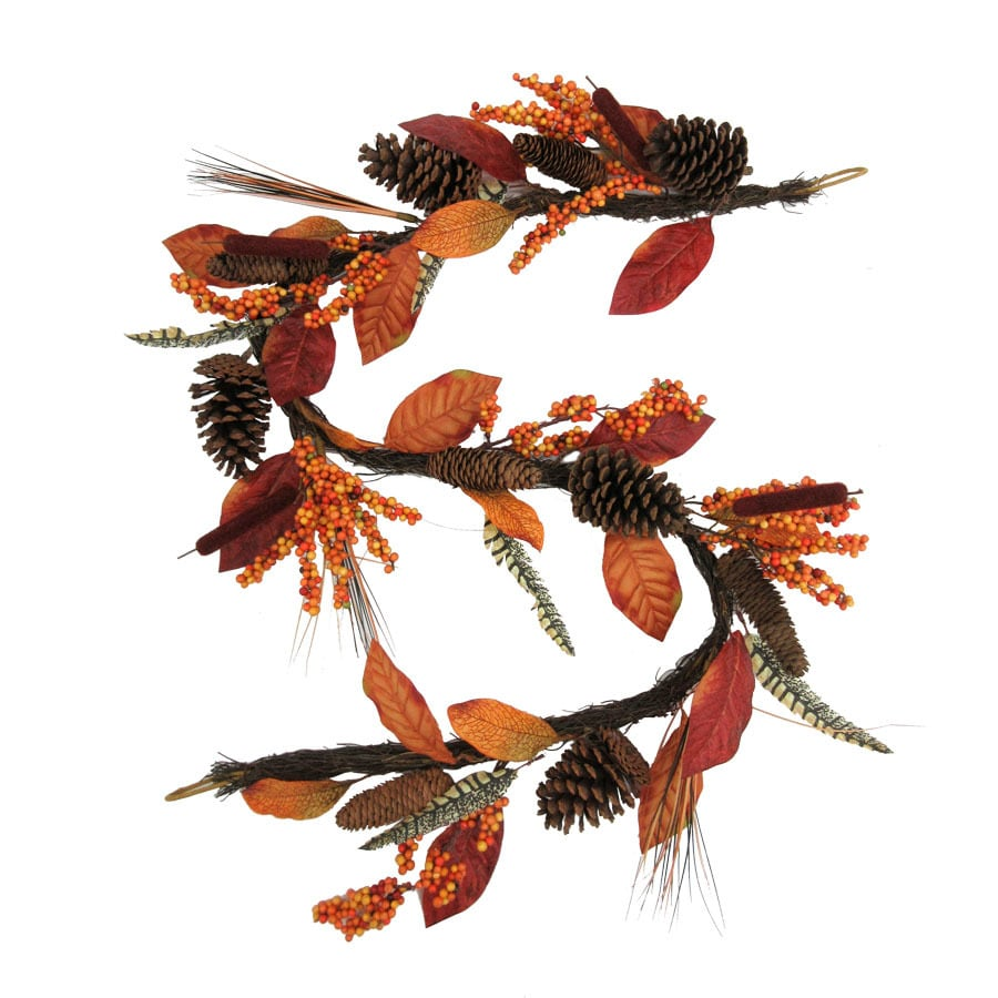 Holiday Living HL PINECONE GARLAND