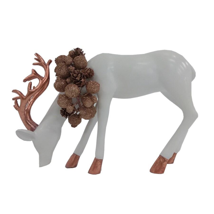 allen + roth Deer Reindeer Lights