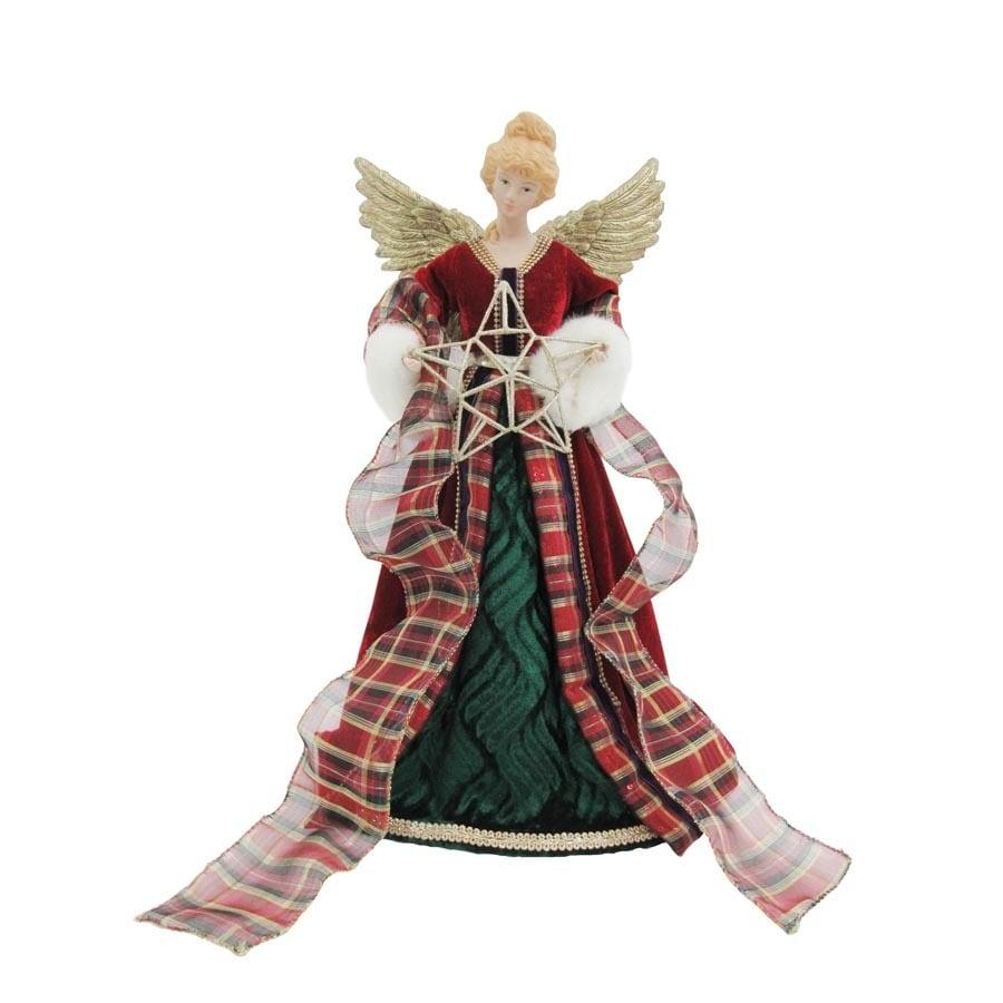 Holiday Living Angel Figurine Lights