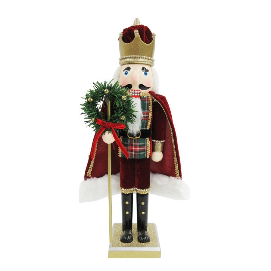 Holiday Living Nutcracker Figurine