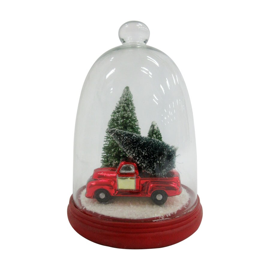 Holiday Living Terrarium Figurine Lights