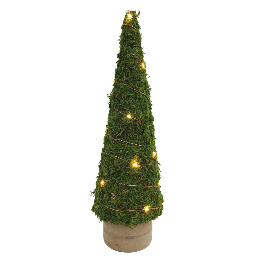 Holiday Living Pre-Lit Tree with Constant White LED Lights