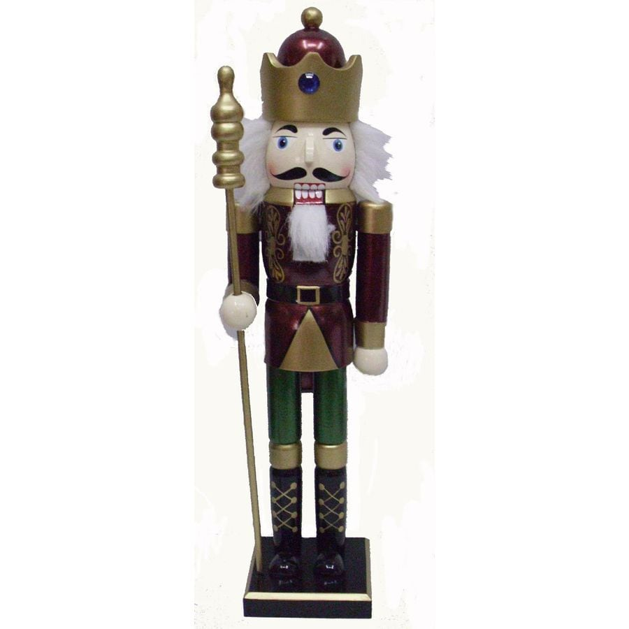 "Holiday Living Christmas 16"" Nobleman Nutcracker"