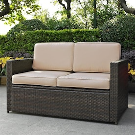 Awesome Crosley Furniture Patio Sofas Loveseats At Lowes Com Forskolin Free Trial Chair Design Images Forskolin Free Trialorg