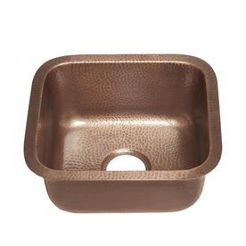Shop Copper Kitchen Sinks at Lowes.com