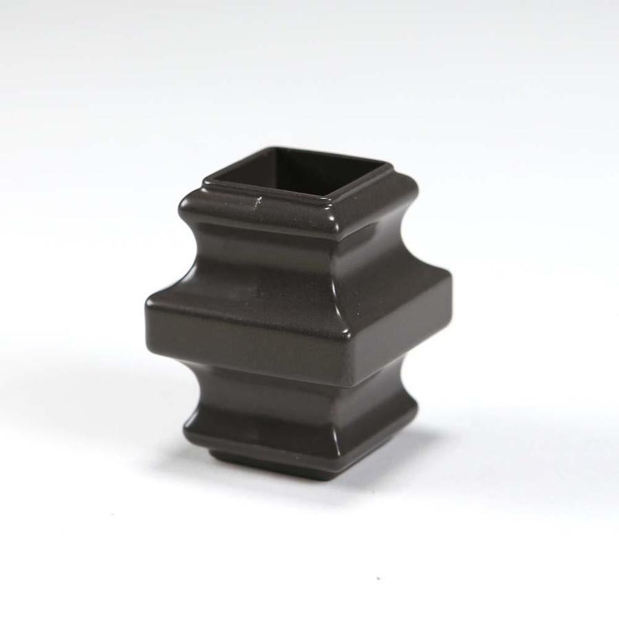 Deckorators Estate Bronze Aluminum Deck Baluster Collar