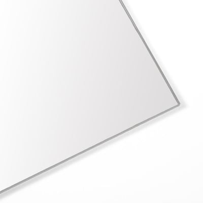 PALSUN Palsun 36-in x 30-in Clear Polycarbonate Sheet at