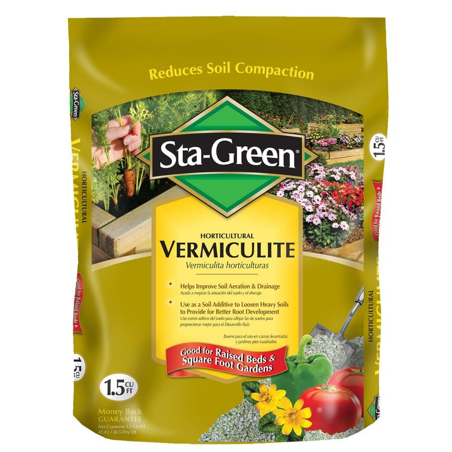 Sta-Green 1.5-cu ft Vermiculite