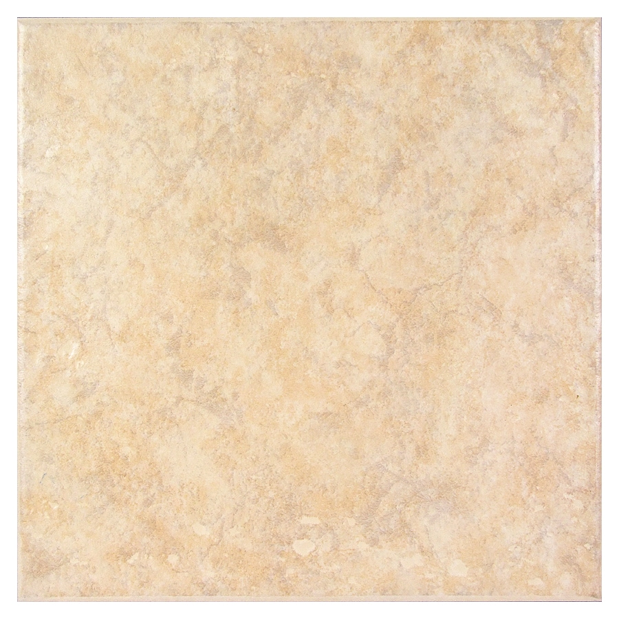 Shop surface source 13 x 13 beige floor tile at lowes surface source 13 x 13 beige floor tile dailygadgetfo Image collections