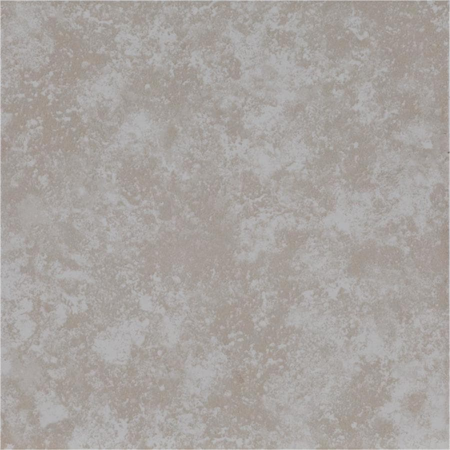 Project Source Devanna Beige Ceramic Floor Tile Common 13 In X