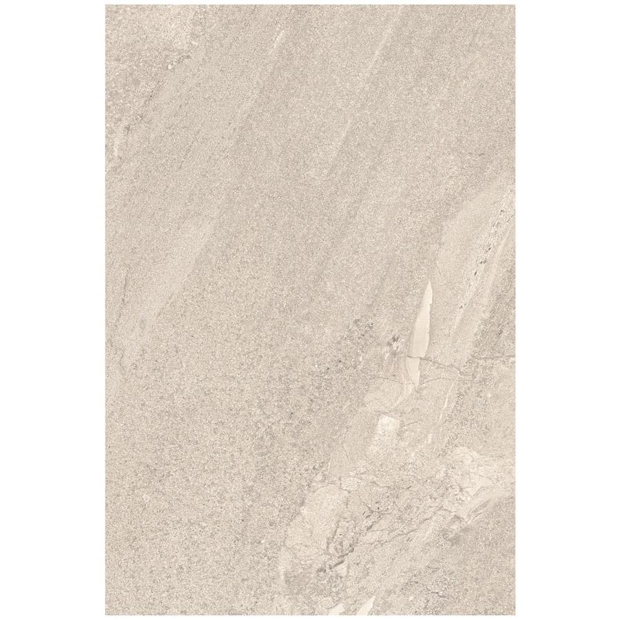 Shop Porcelanite Stoneblend Beige Porcelain Limestone Floor and Wall ...