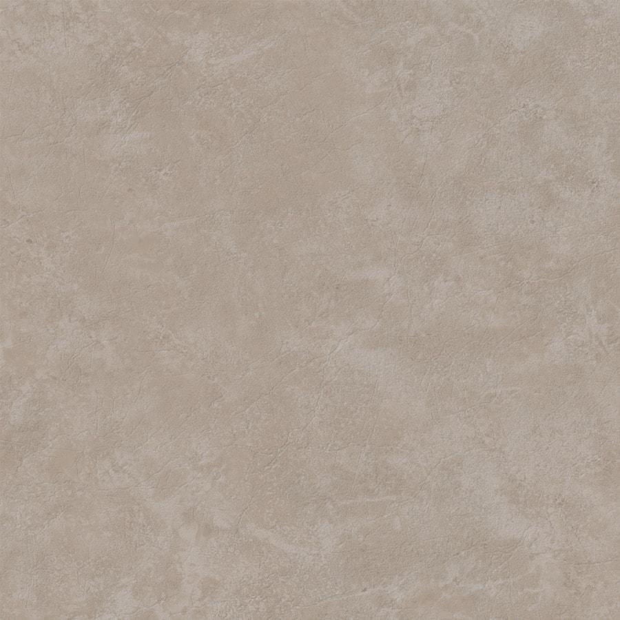 Porcelanite Soleil Nuez Ceramic Floor and Wall Tile (Common: 17-in x 17-in; Actual: 17.32-in x 0.306-in)