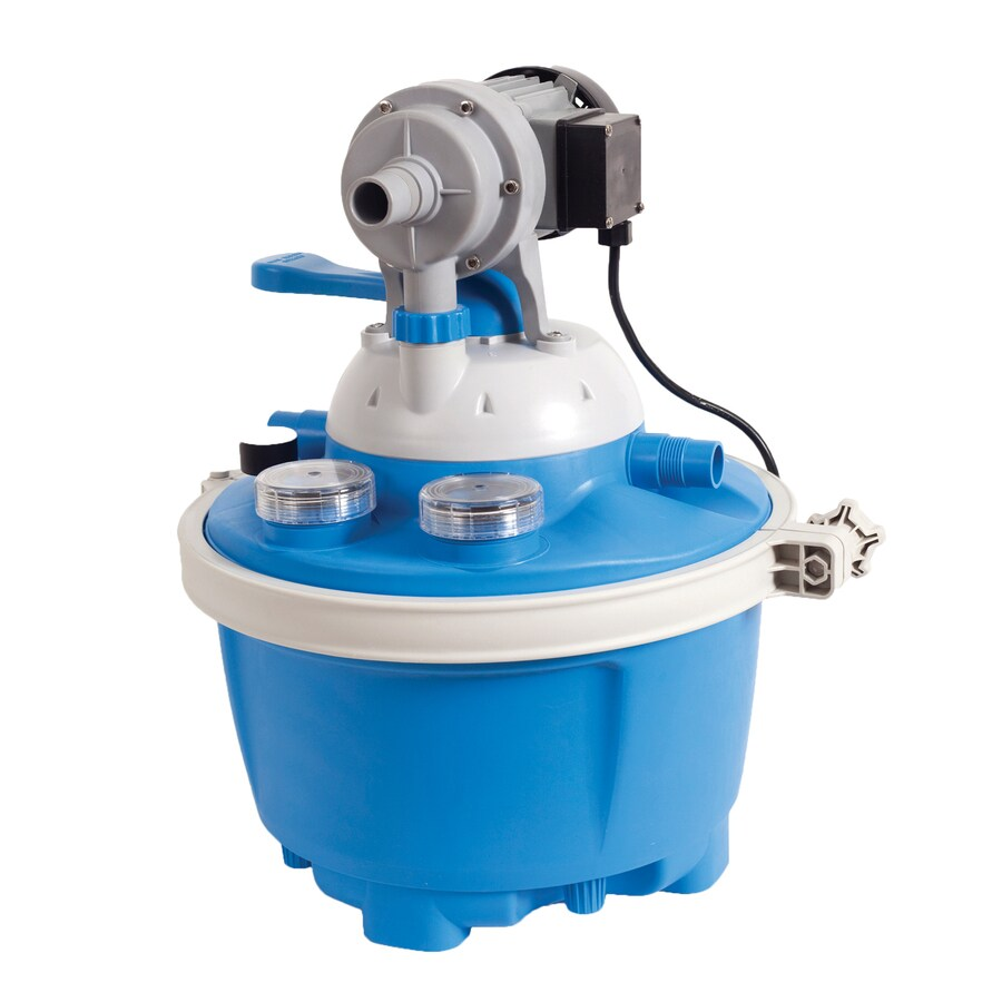 Sand Pro 2.02 Sq. Ft. Sand Pool Filter System with Pump