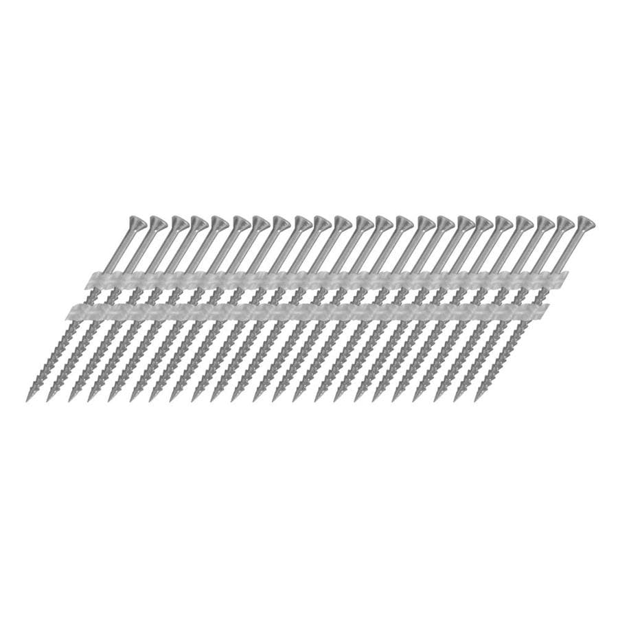 Scrail 1000-Count #0 x 2-in Square-Head Coated Square-Drive Interior/Exterior Wood Screws