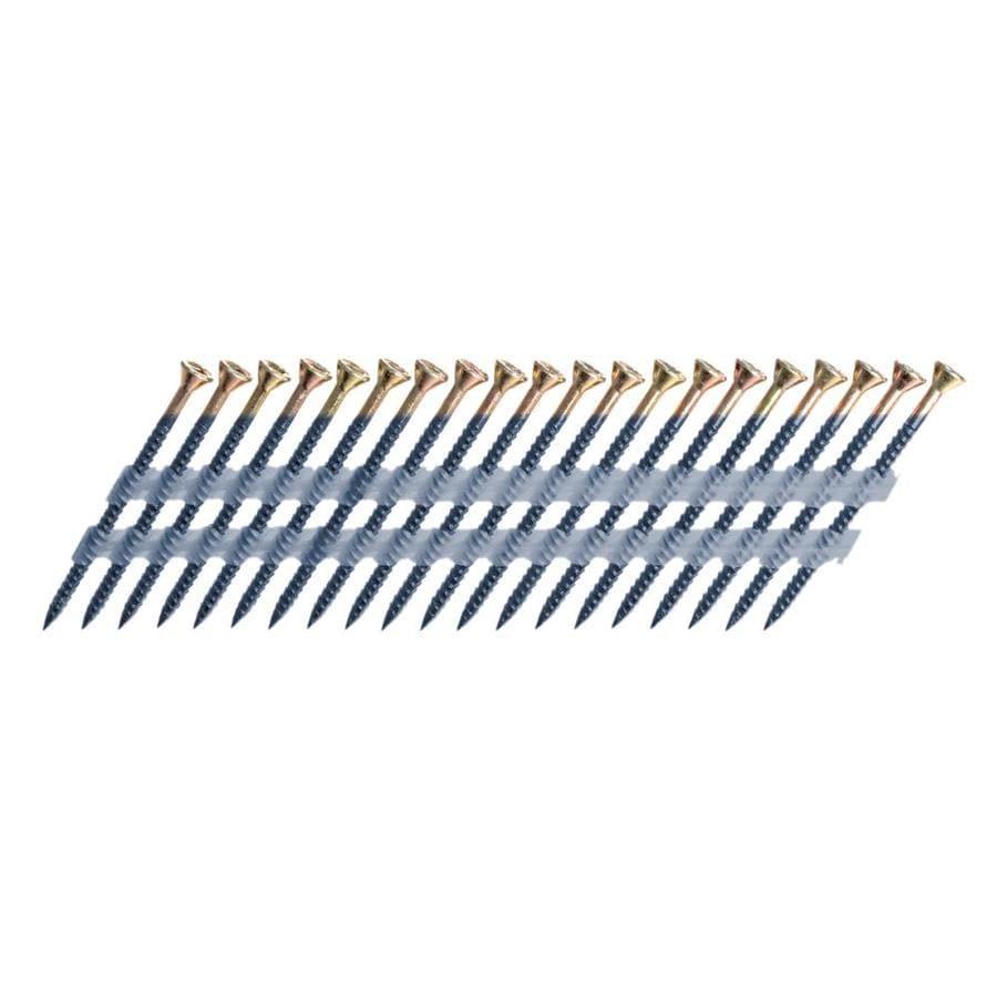 Shop Scrail 0 Flat Head Interior Exterior Wood Screws 1000 Count At