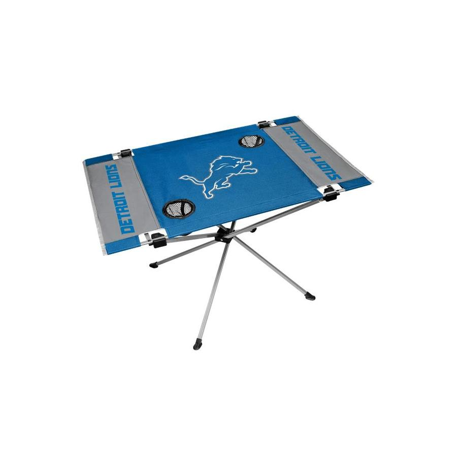 Rawlings Multi Color Detroit Lions Folding Tailgate Set