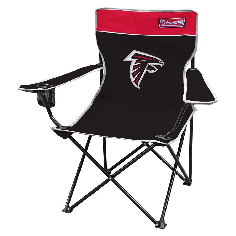Coleman NFL Atlanta Falcons Steel Folding Chair