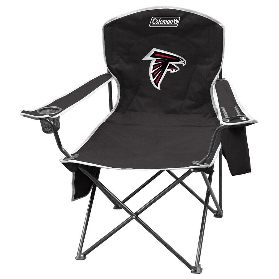 Coleman NFL Atlanta Falcons Steel Chair