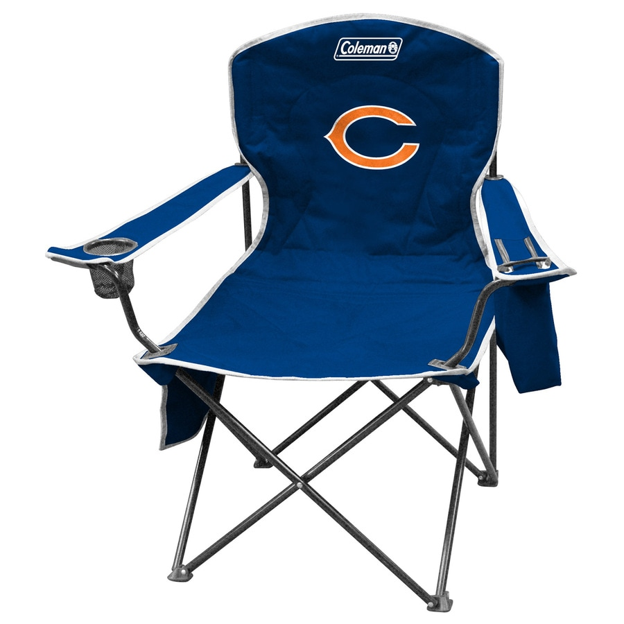 Coleman NFL Chicago Bears Steel Chair