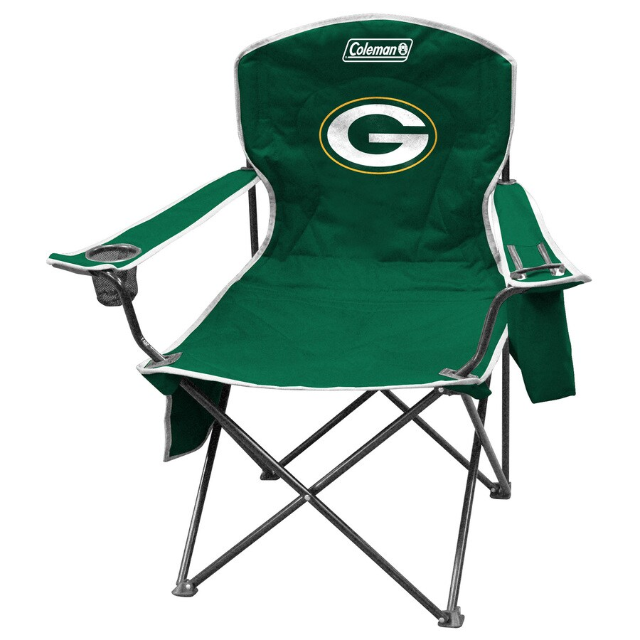 Coleman NFL Green Bay Packers Steel Chair