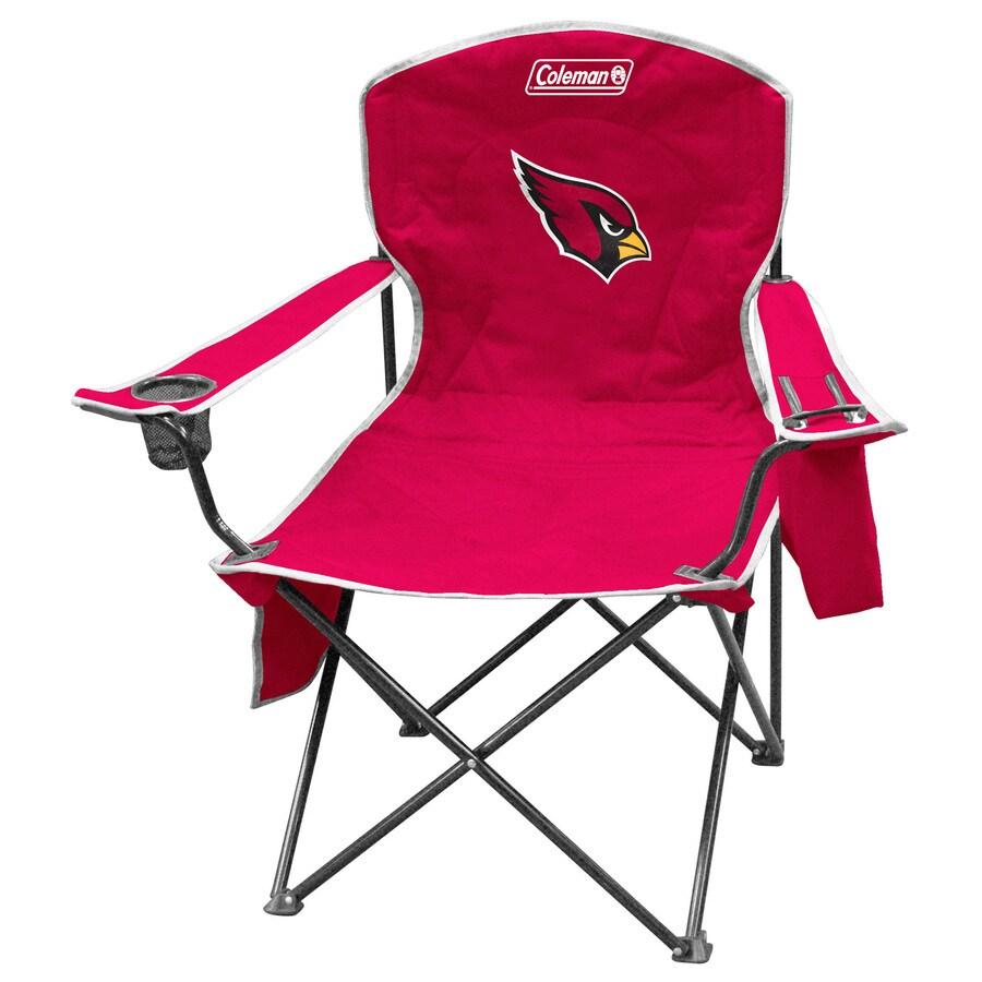 Coleman NFL Arizona Cardinals Steel Chair