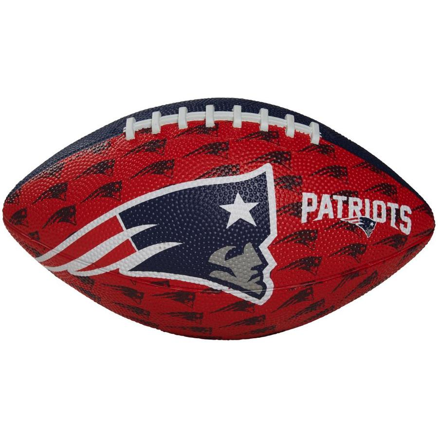 642669c6 Rawlings New England Patriots Football at Lowes.com
