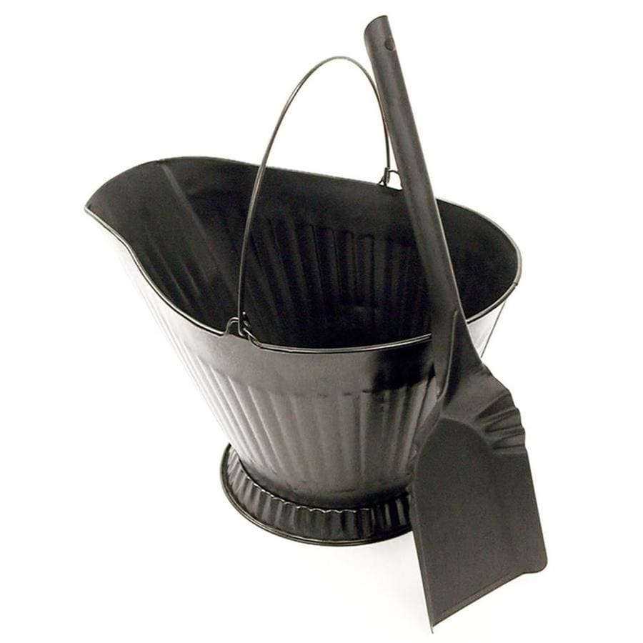 Landmann USA Black Coal Hod with Shovel