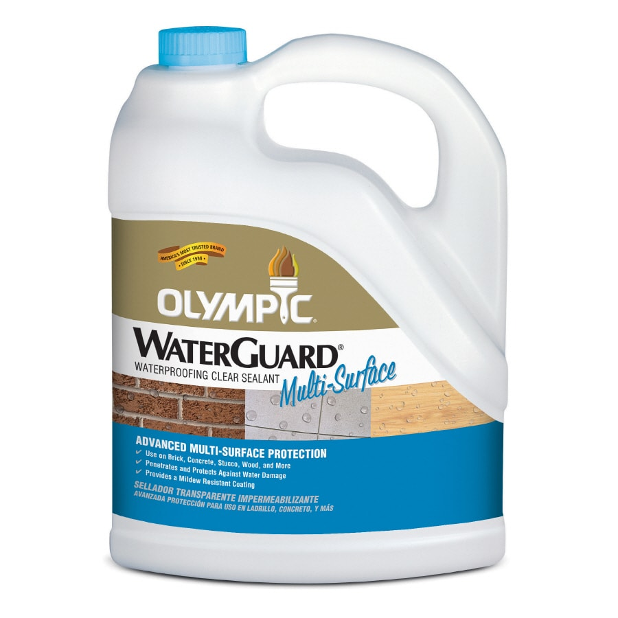 Olympic Waterproofer (Actual Net Contents: 1-Gallon)