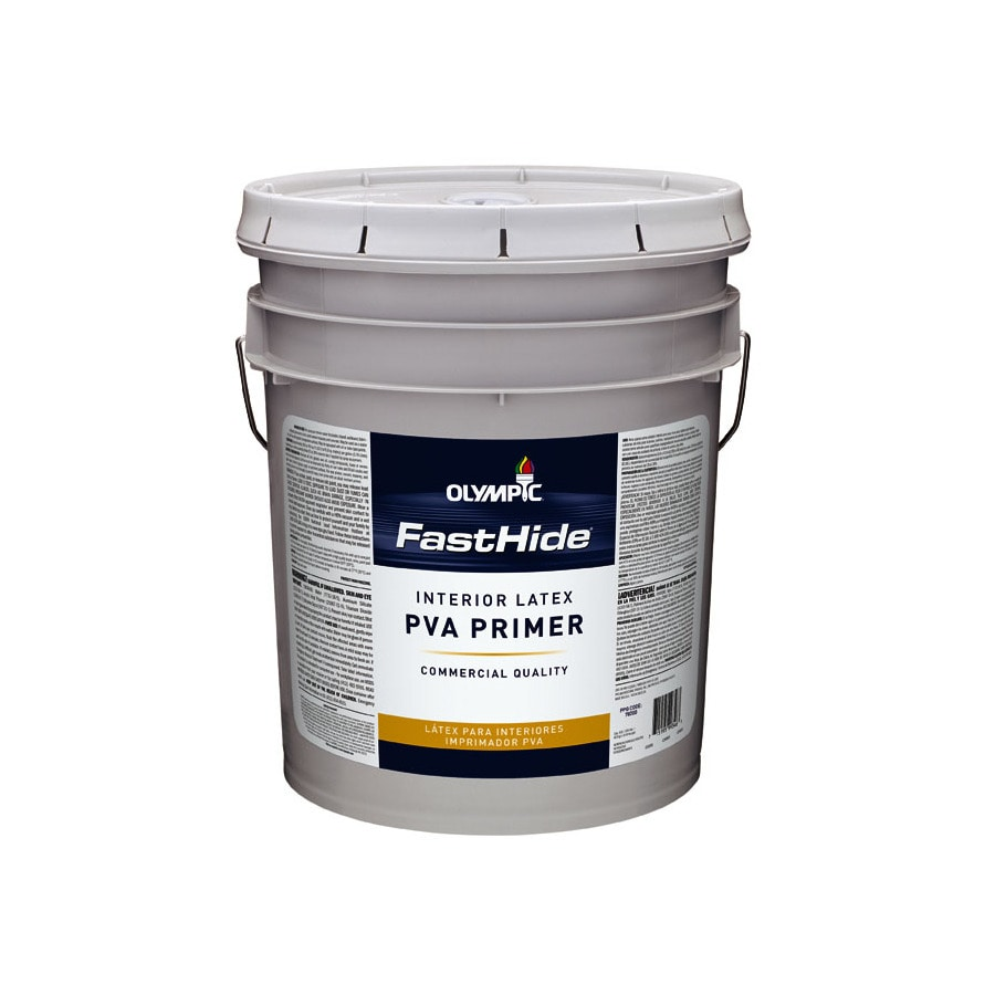 Olympic 5-Gallon Interior Latex Primer