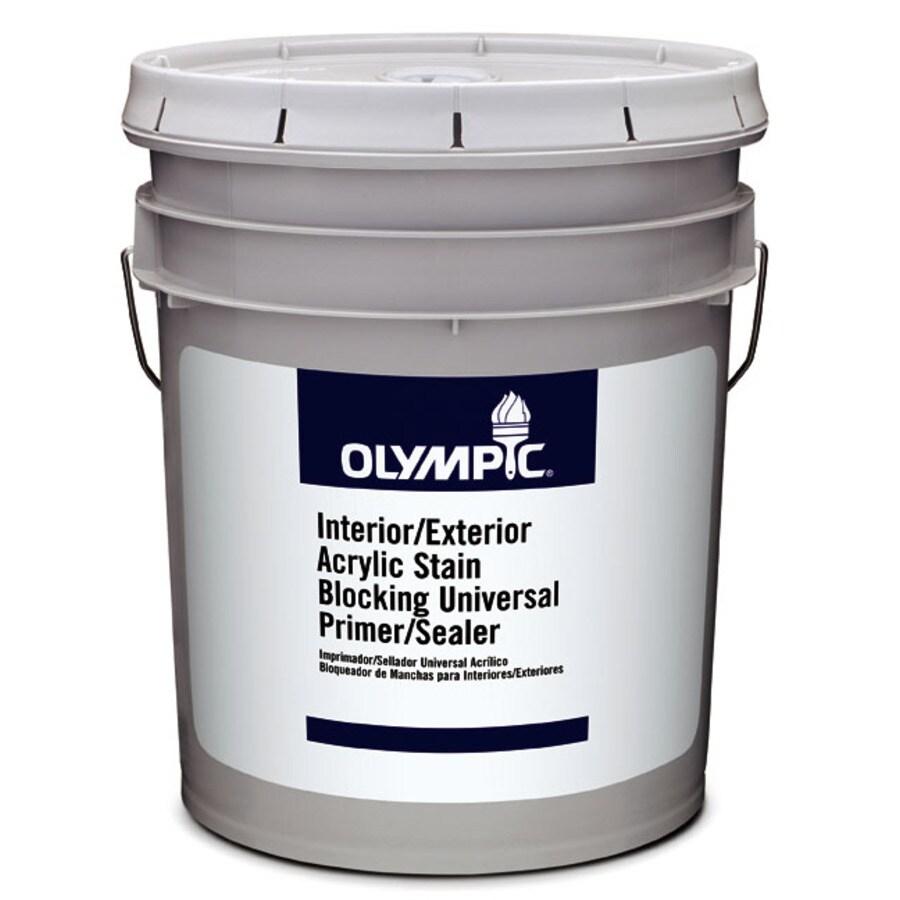 Olympic Interior Latex Primer (Actual Net Contents: 619-fl oz)