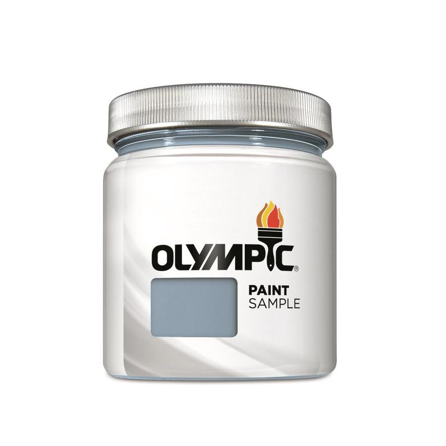 Olympic Tintable Interior Satin Paint Sample (Actual Net Contents: 7.12-fl oz)