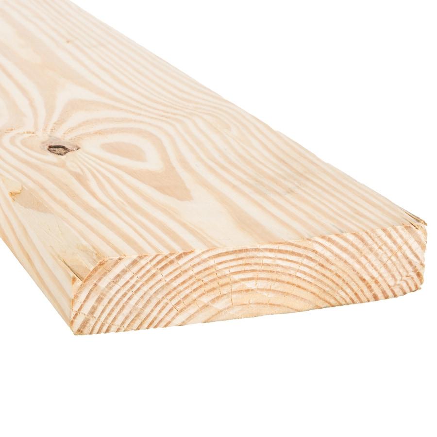 (Common: 2-in x 8-in x 10-ft; Actual: 1.5-in x 7.25-in x 10-ft) Lumber
