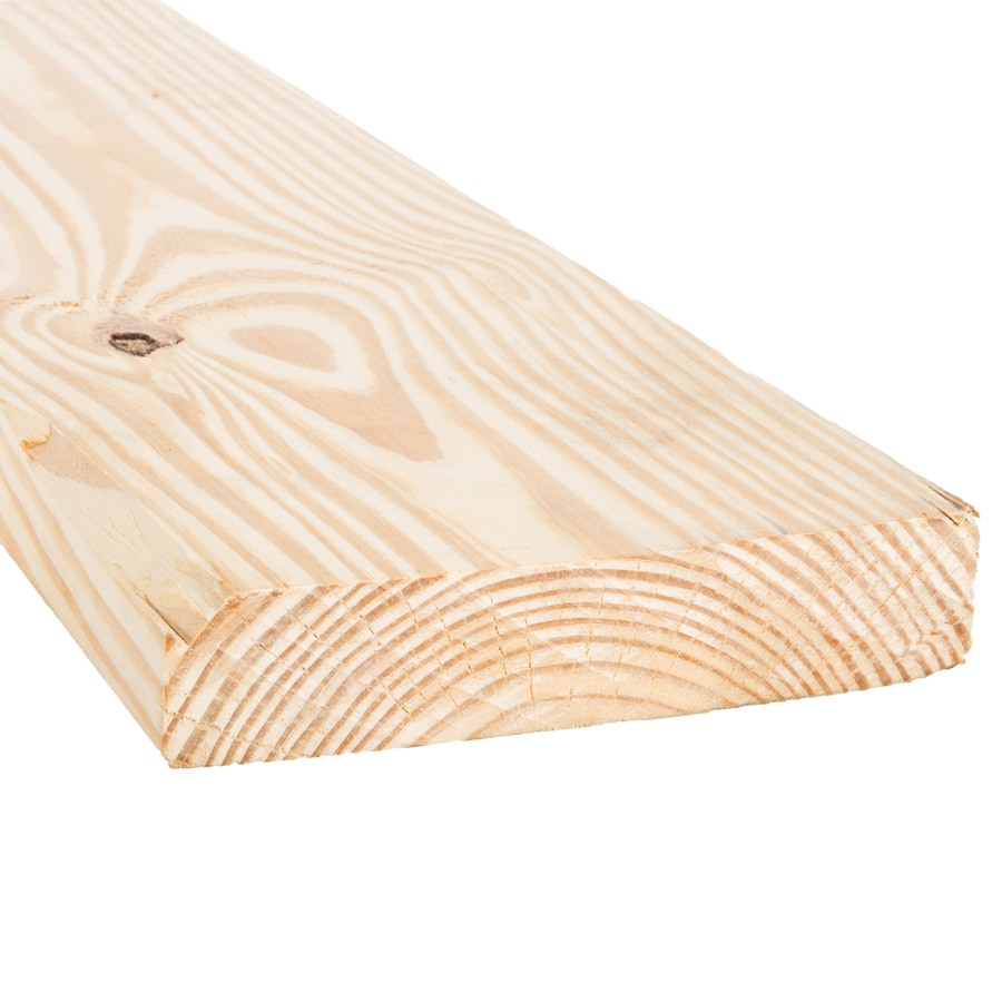(Common: 2-in x 8-in x 14-ft; Actual: 1.5-in x 7.25-in x 14-ft) Lumber