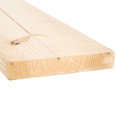 Top Choice 2 x 10 x 16-ft Southern Yellow Pine Lumber