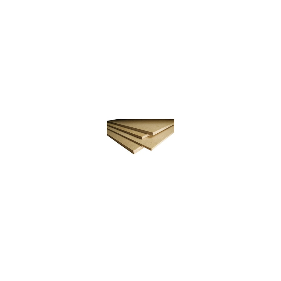 (Actual: 0.625-in x 48-in x 96-in) Industrial Particle Board