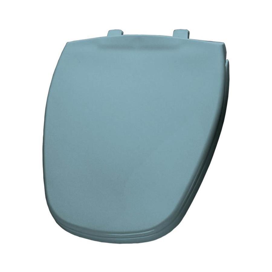 Bemis Plastic Round Toilet Seat At Lowes Com