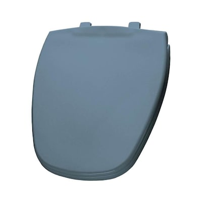 Superb Plastic Round Color Matched Hinges Fits Eljer Emblem Round Bowls Round Toilet Seat Dailytribune Chair Design For Home Dailytribuneorg