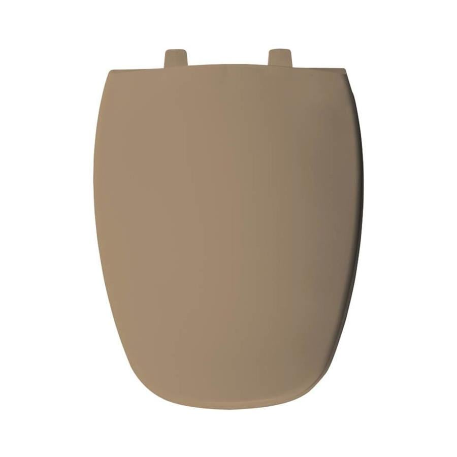 Bemis Plastic Elongated Toilet Seat